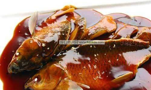 西湖醋鱼|杭州特产