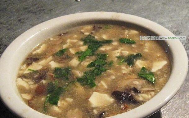 平湖豆腐汤|宁德特产