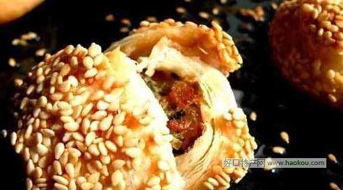常州蟹壳黄