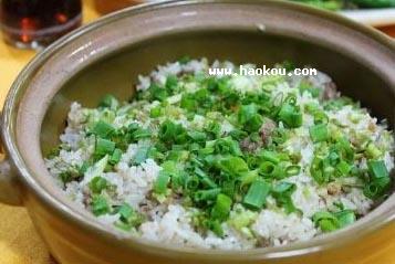 白沙鹅乸饭|阳江特产