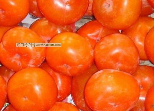 塔耳柿子|武汉特产