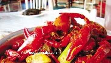 复兴村油焖大虾|武汉特产