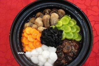 斋菜宴|宜昌特产