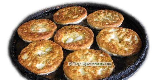 常州公婆饼
