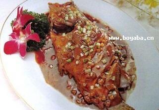 臭桂鱼|武汉特产