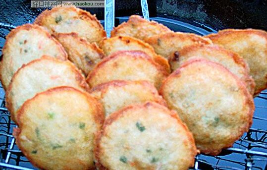福清海蛎饼
