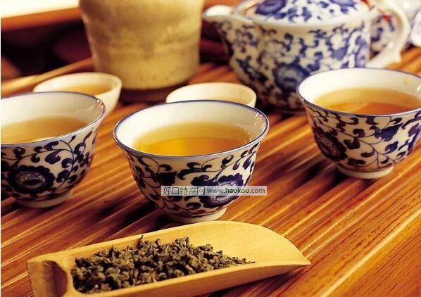罗源七境堂绿茶|福州特产