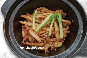咸酥手撕咸鱼|阳江特产