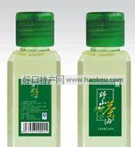 永泰山茶油