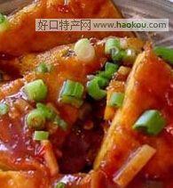 软熘鱼扇|天津特产