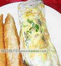 煎饼馃子|天津特产