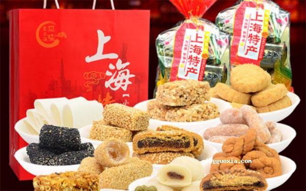 上海有哪些特产