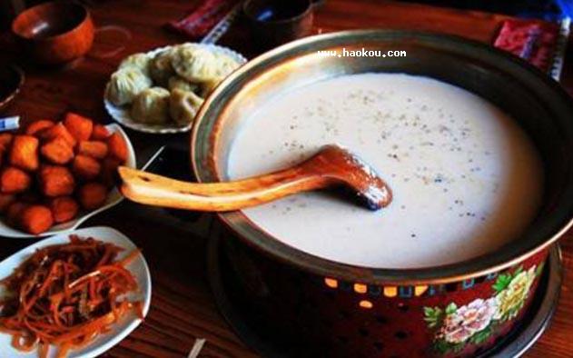呼伦贝尔茶文化